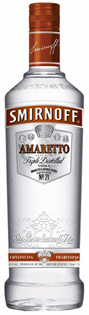 Smirnoff Vodka Amaretto 1.75l